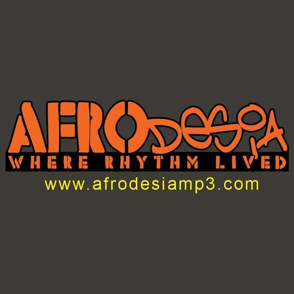 Afrodesiamp3 logo