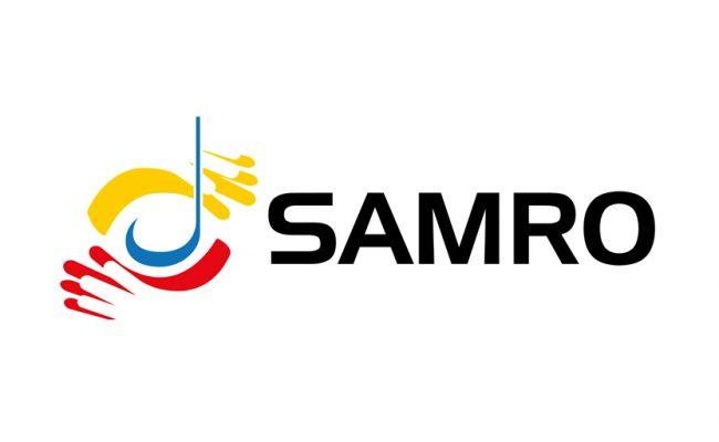 samro logo