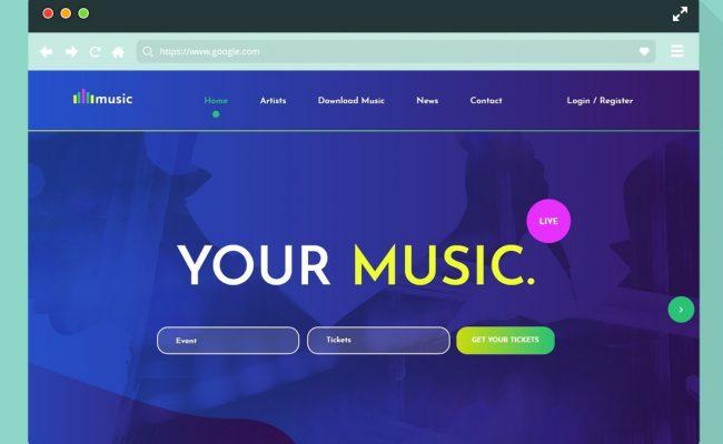sa music websites