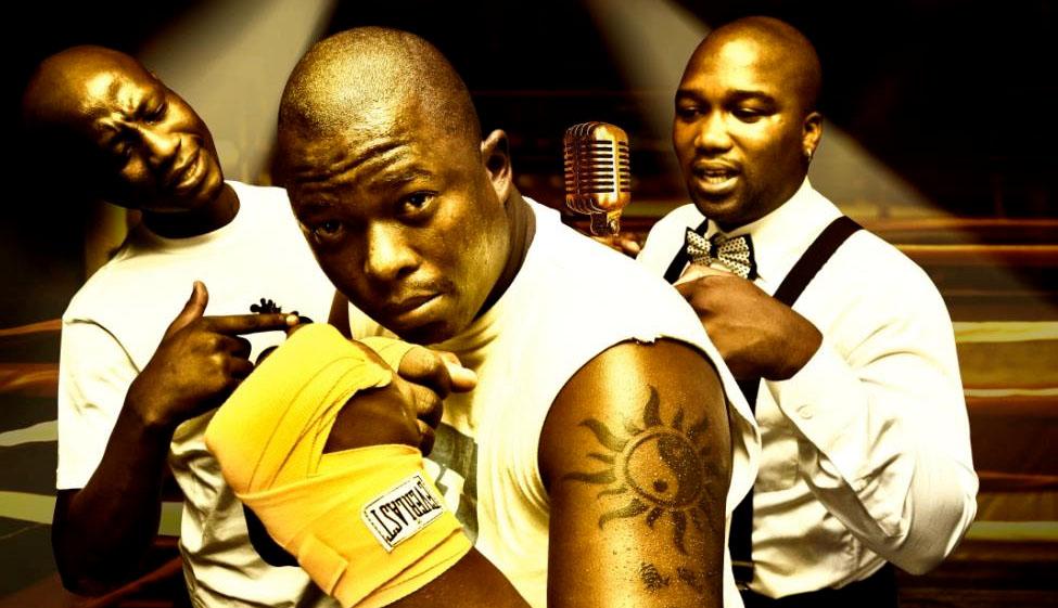 Kwaito artists Big Nuz