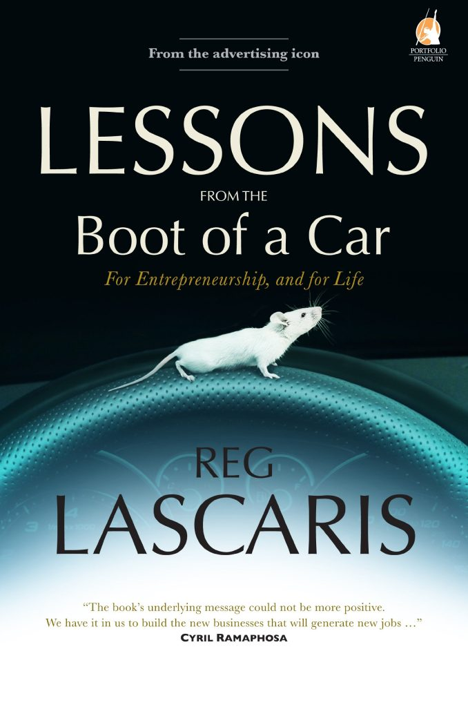 lessons from the boot of a car book