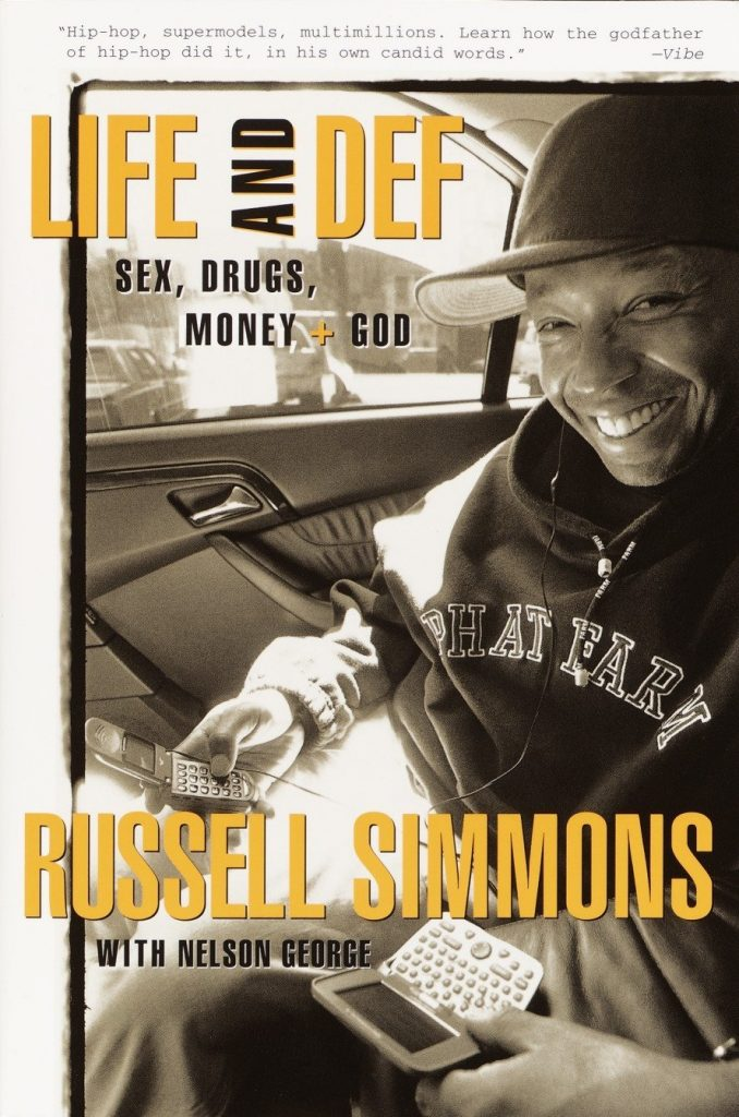 life and def book by russell simmons