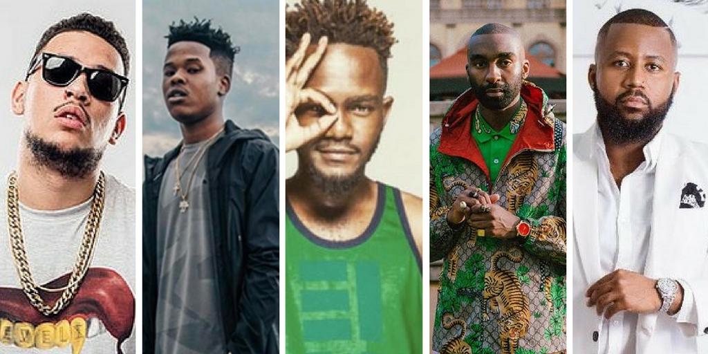 sa hip hop artists