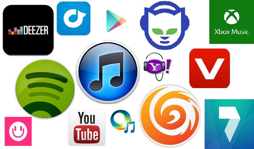 music aggregator