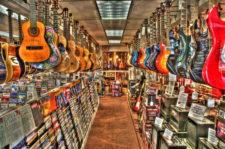 online music stores in SA